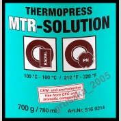 THERMOPRESS MTR SOLUTION 700 g / 780 ml,  516-9214