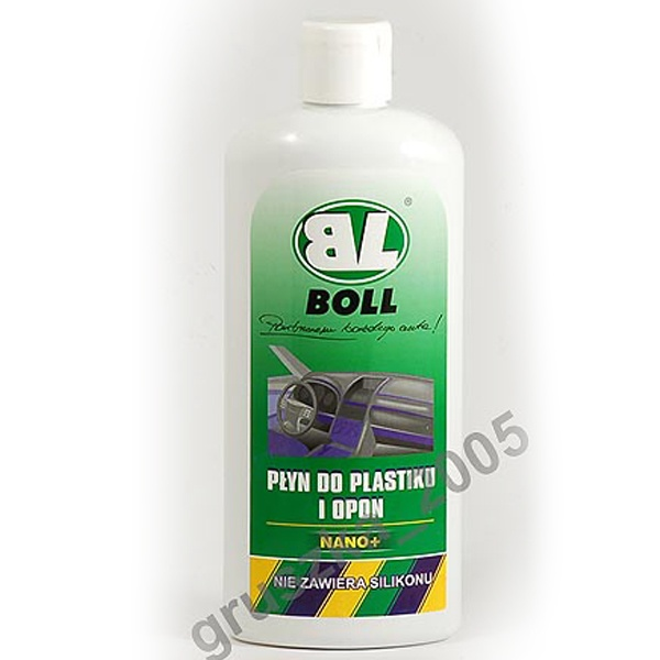 BOLL - PŁYN DO PLASTIKU I OPON 250 ML
