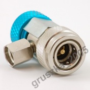 ZŁĄCZE DO R1234yf 12mm-F x 17mm LP